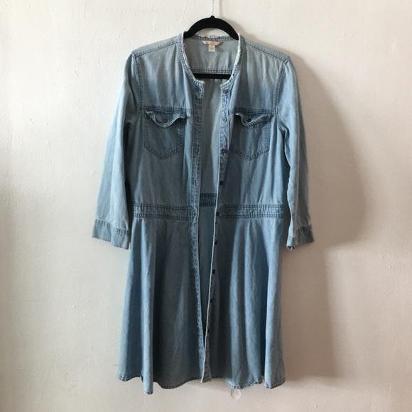 GAP Dresses & Skirts - GAP Denim Dress/Jacket